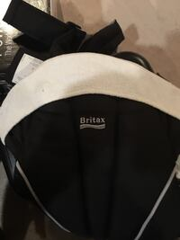 Britax Baby Carrier and britax stroller cup holder