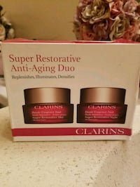 New Clarins anti aging duo Coral Springs, 33065