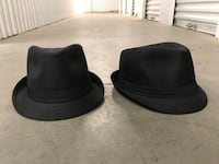 Never used fedora hats