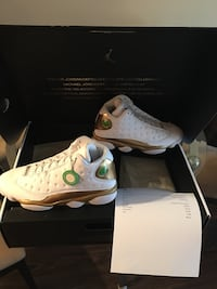 Retro 13 brand new ds og all with box and reciept from stock x Washington, 20037