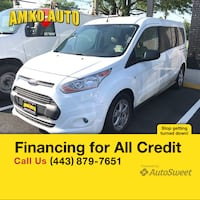 2014 Ford Transit Connect Wagon XLT Laurel, 20724