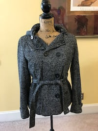 Hooded Coat by Ashley Outerwear Temple