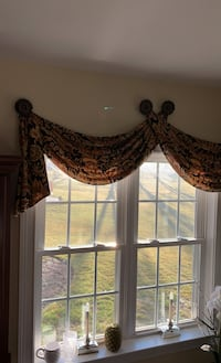 Lined Custom curtains and Hardware Ellicott City, 21042