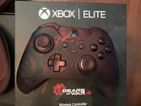 Limited Edition Gears 4 Elite Controller  Ajax, L1T