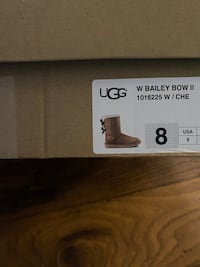 UGG boots for woman size 8