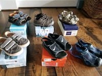 Kids gently used shoes
