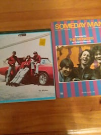 The monkees note pad and book