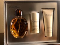 Calvin Klein Obsession for Men Gift Set Centreville, 20120