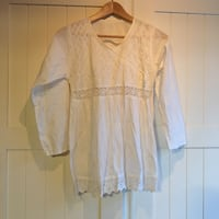 Embroidered white tunic Toronto, M9A 4R9