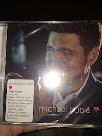 Micheal Buble CD Laval, H7K 1T1