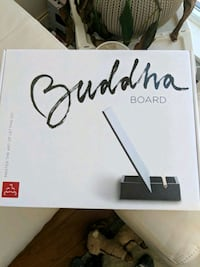 Slightly used Buddha board Vancouver, V6J 1Z4