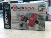 Ridgid GIDDS- [TL_HIDDEN]  Power Spin with AUTOFEED Baltimore, 21216
