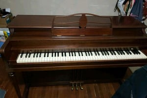 Betsy Ross Spinet Philharmonic orchestra Piano