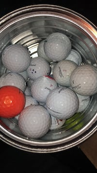 20 Titleist pro v 1 golf balls. Used once Forest Hill, 21050