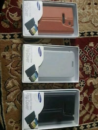 brand new in box Samsung Galaxy note flip covers