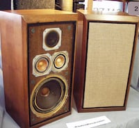 KLH model 5 vintage speakers  Fairfax, 22031