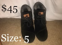Toms Wedges size 5 Federal Way, 98023