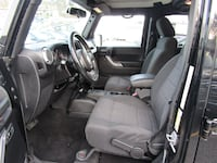 2011 Jeep Wrangler Unlimited Sahara 4WD VANCOUVER