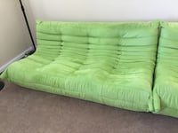 Green downlow sofa new Las Vegas, 89166