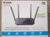 Dlink ac1200 dual band router
