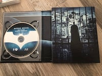 The Dark Knight Trilogy Blu-Ray Disc Catonsville, 21228