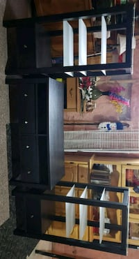 Black TV stand for sale Innisfil, L9S