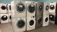 Front load washer and dryer set 90 days warranty Reisterstown, 21136
