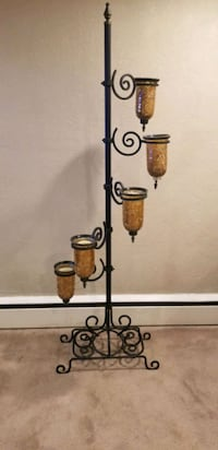 Decorative candle Decorative candle rstand