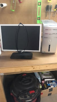 pc and moniter Long Grove, 60047