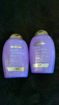 NEW Two Candy Gumdrop conditioner bottles Pikesville, 21208