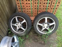 205/60/16 Honda rims nd tires  Thibodaux, 70301