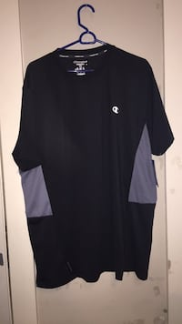 black and white Adidas crew-neck shirt Surrey, V3X