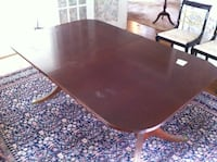 brown wooden dining table Louisville, 40204