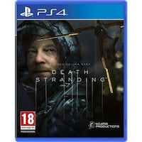 DEATH STRANDİNG PS4