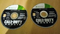 Call Of Duty Ghosts XBOX 360 Oyun