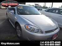 Chevrolet Impala 2013 Baltimore, 21207
