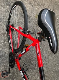 Speed bike  in mint condition practically new, never used Toronto, M6N 2J1