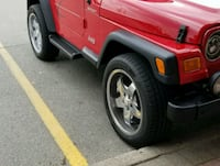 20 inch rims and tires Vaughan