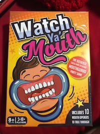 Watch Ya' Mouth - Factory Sealed Mississauga, L5C 3Z3