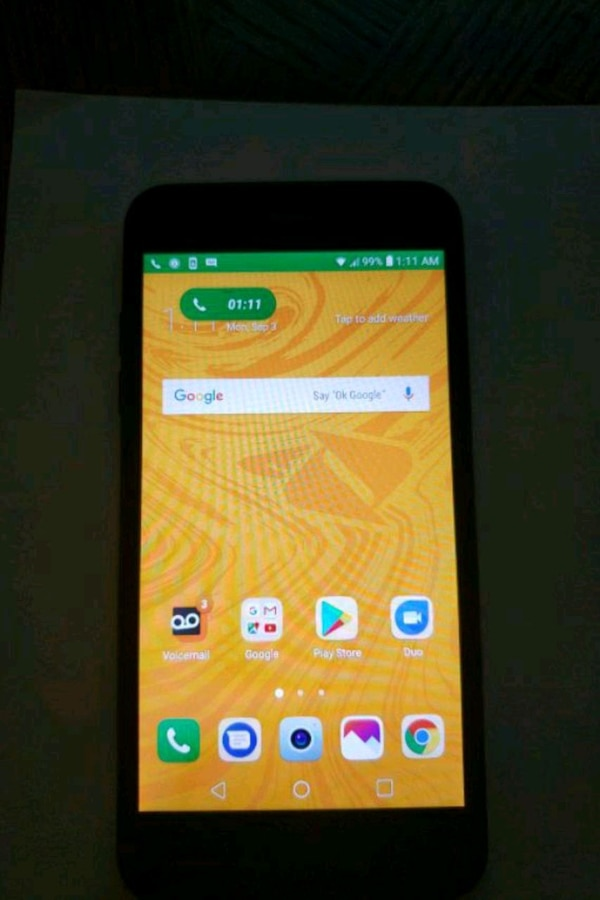 LG TRIBUTE DYNASTY BOOST MOBILE