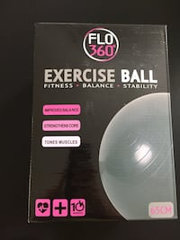 Exercise ball 65cm + pump Las Vegas, 89117