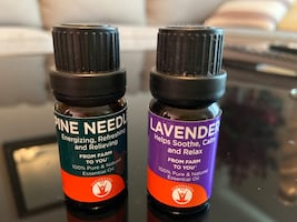 Essential Oils- Pine Needle and Lavender