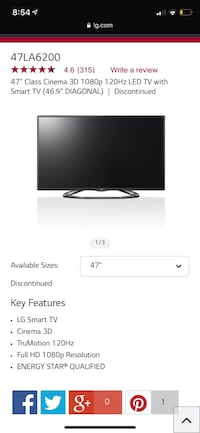 LG 3D TV/ Xbox One Bundle San Angelo, 76904
