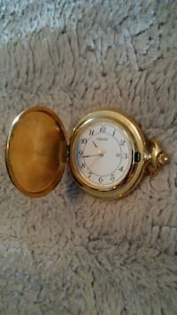 Quart pocket watch Middletown, 17057