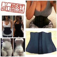 Level 2: Latex Waist Trainer Winnipeg