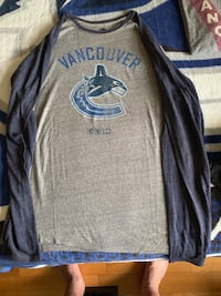Canucks Ccm Shirt New Westminster, V3M 2N2