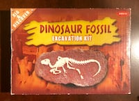 Dinosaur Fossil Excavation Kit London, N6E 1G2