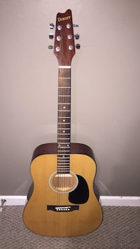Denver acoustic guitar comes with case $175 OBO St Catharines, L2P 3S8