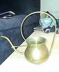 Vintage brass tea pot Salina, 67401