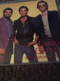 CD Larry Gattlin Rockville